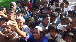 朝日新聞特派員リポート ロヒンギャの難民キャンプ ロヒンギャ 検索動画 15