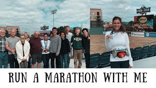 Run a Marathon with Me!