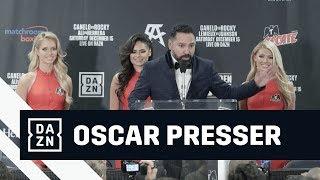 Oscar De La Hoya Post-Fight Press Conference