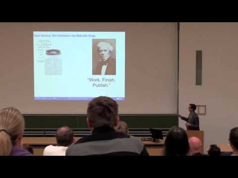 Gedanken und Beispiele zu neuen, wissenschaftlichen Publikationsformen (Science 2.0)