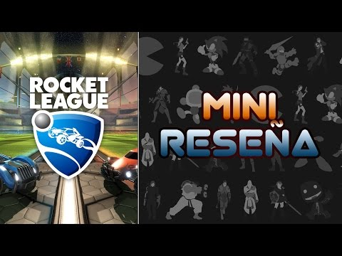 Mini Reseña Rocket League | 3 Gordos Bastardos