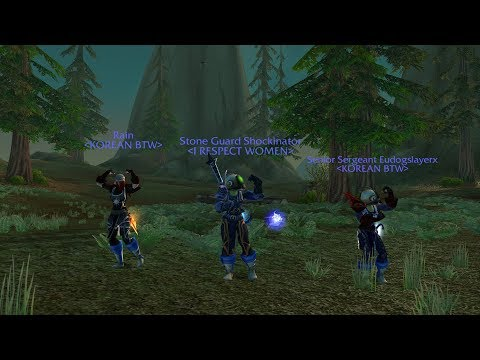 Retro-WoW Warlock PvP! Maybe Warrior or Shaman PvP Later | New Moto Vid Soon!