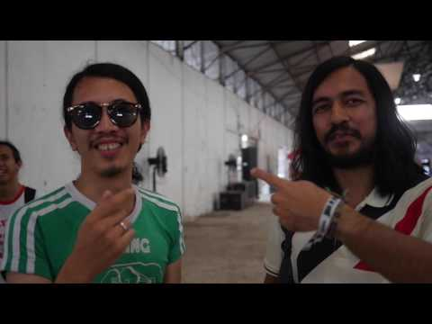 The Sigit Backstage #22 || Soundsproject Gudang Sarinah Jakarta