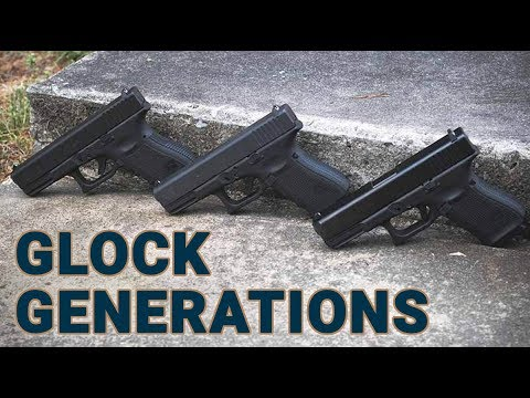 Glock Gen  3, 4, 5: Which One Is Right For Me?