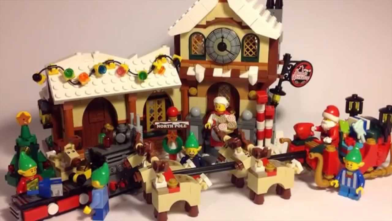 LEGO 10245 Santa/'s Workshop