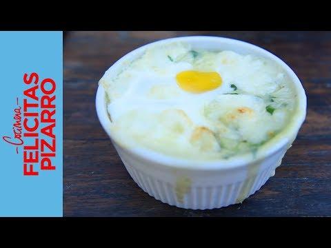 Huevos a la Florentina | Felicitas Pizarro