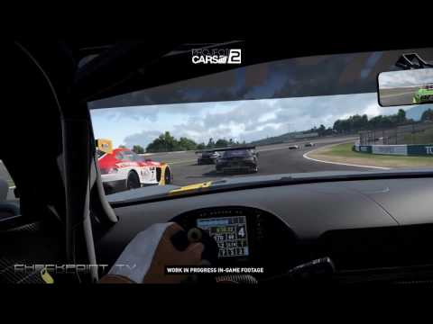 Project Cars 2 PREVIEW Gameplay #02 Fuji Speedway Cockpit Cam