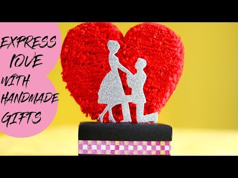 EASY DIY GIFT OUT OF WASTE  | DIY HANDMADE SHOWPIECE |