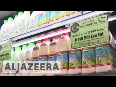 GCC crisis: Turkey comes to Qatar's aid with food supplies