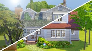 Renovating a Haunted House in The Sims 4 (Streamed 1/16/19)