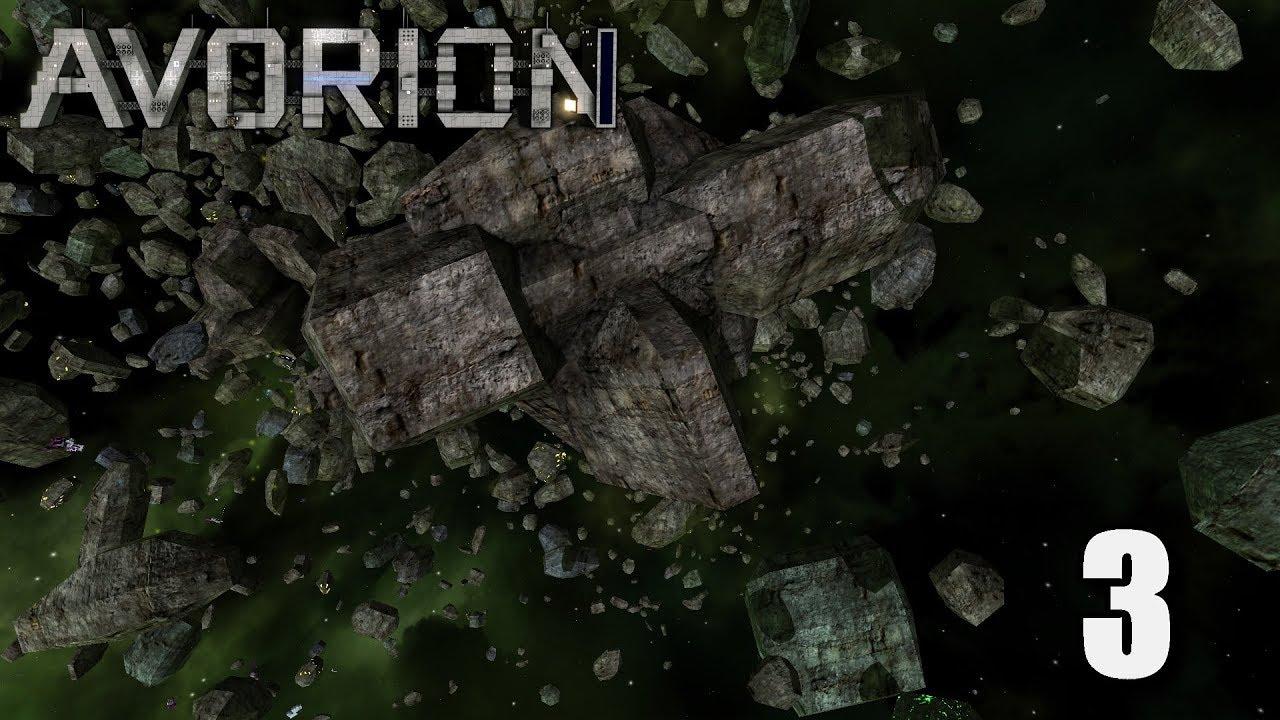 Avorion • Вкусные астероиды • #3