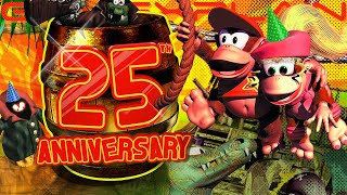 Diddy's Fur Was A Lie?! Talking DKC2 Tech, Pirates, & Dixie With OG Staff! (25th Anniversary)