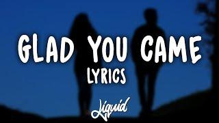 AREA21 - Glad You Came Lyrics