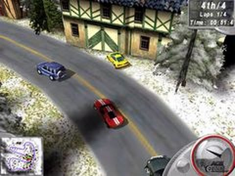 real online car games