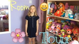 Room Tour!(I hope you guys enjoy this video!, 2015-05-10T13:02:28.000Z)