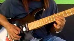 Telih Diati Bedarah Dimata Guitar Cover