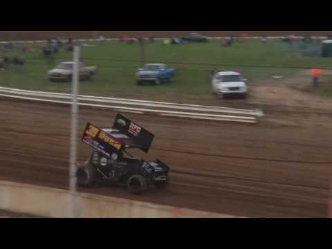 Spencer Bayston Qualifying  Terre Haute Action Track