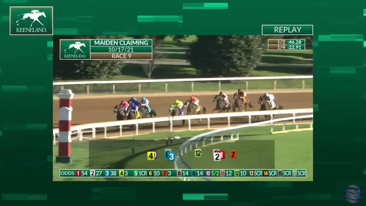 Download Keeneland Live Feed