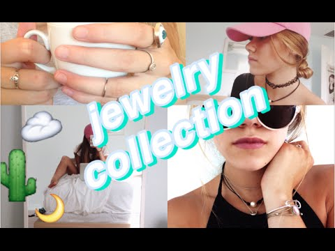 ⚡️my jewelry collection and favorites⚡️