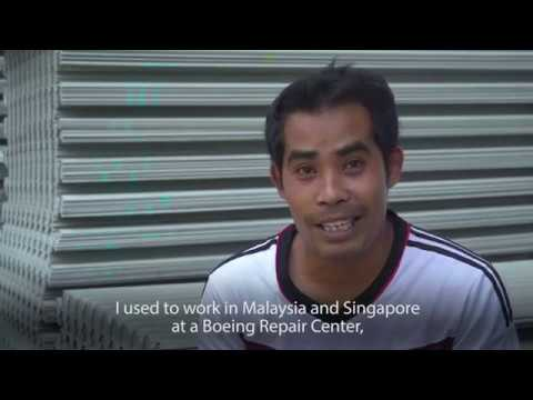 Indonesian Migrant Workers: The Upside of Moving