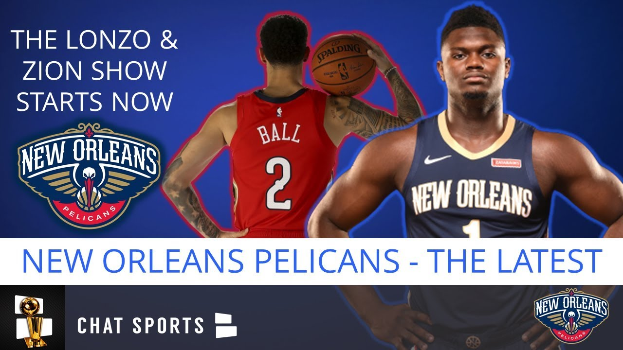 New Orleans Pelicans 2019 20 Roster News Lonzo Ball S New Jump Shot Rumors Pelicans Schedule Youtube