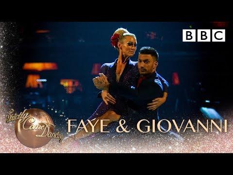 Faye Tozer & Giovanni Argentine Tango to 'La Cumparsita' by Machiko Ozawa - BBC Strictly 2018