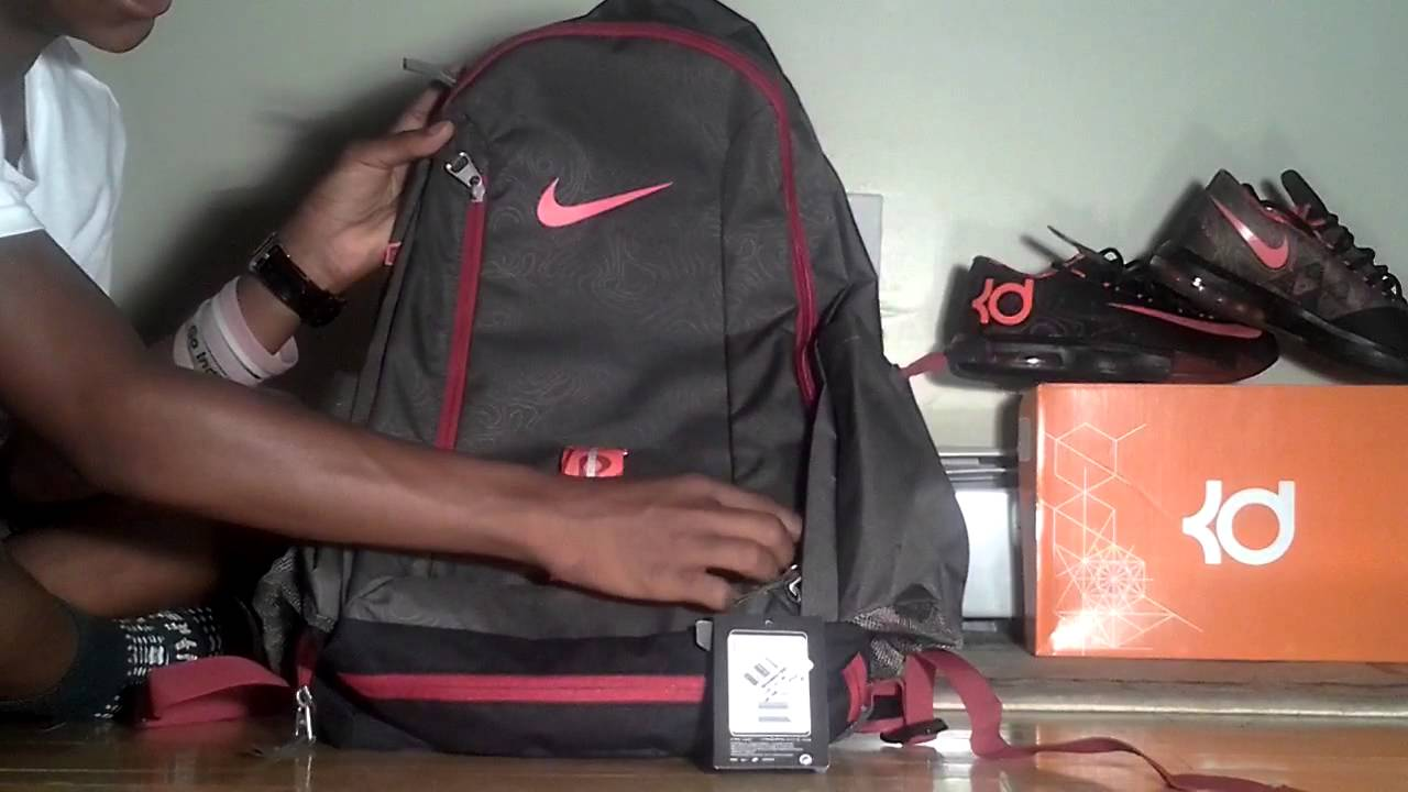 9c70f902e8 Meteorology KD 6 fastbreak book bag review - YouTube