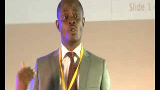 Bottom of the pyramid - a cesspit of anger and frustration | Henry Agbonika | TEDxGarki