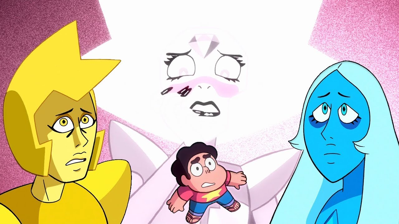 Download How Steven Won Against the Diamond Authority - Steven Universe Theory