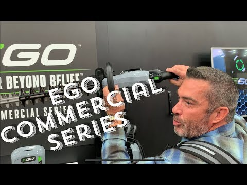 EGO Pro Commercial Line Of 56v Battery Operated Landscaping Tools