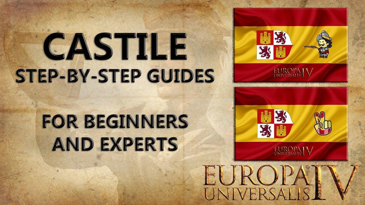 Castile Step-by-Step Guides 1 25 EU4 – EU4 Guides