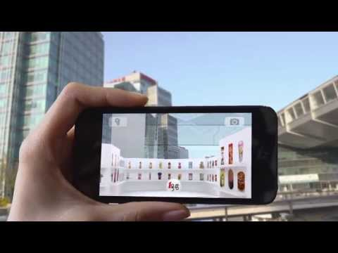 Chinese E-commerce Grocer Yihaodian & O&M Advertising Shanghai's 1,000 Virtual Stores App Case Study