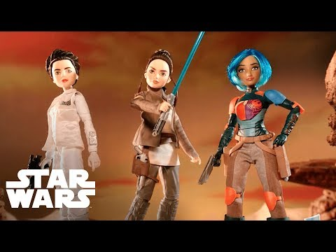 Star Wars - 'Forces of Destiny' Official TV Commercial