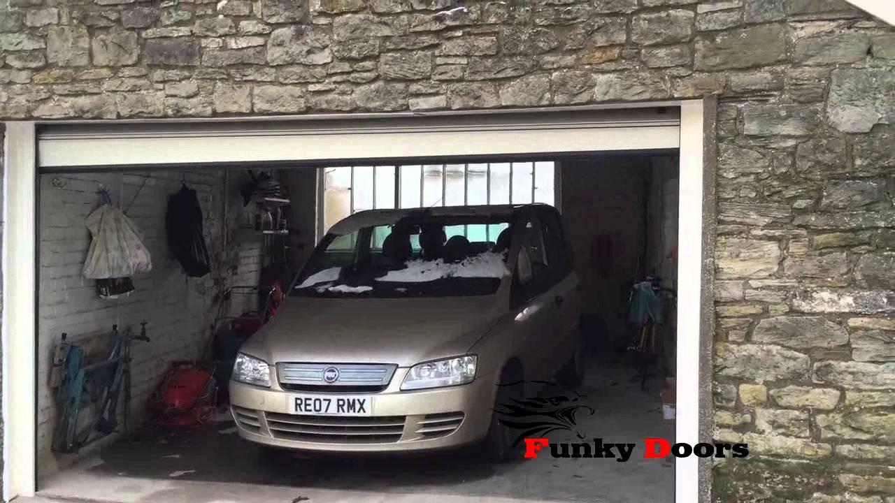 Sloped Bottom Garage Doors For Uneven Thresholds