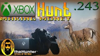 Making Money on an XBOX ONE Hunt with Friends in theHunter Call of the Wild