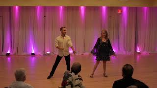 "Magic Spotlight Showcase ""At The Movies"" 2018 - Vicky & Aidas - Dancing Queen"
