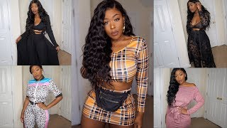 LIT!🔥🔥🔥Affordable Trendy Slim Thick Try-on Haul ft. Africanmall.com Video
