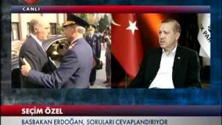 BAŞBAKAN RECEP TAYYİP ERDOĞAN TRT1 GÜNDEM ÖZEL PROGRAMINDA 01 06 2011