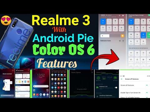 ColorOS 6 & Android Pie Realme 3 | ColoOS 6 Features | Atul Tech Bazaar