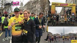 London Landmarks Half Marathon 2018 - Inaugural Race