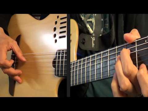 Big love (Fleetwood Mac - Lindsey Buckingham) - Guitar Cover