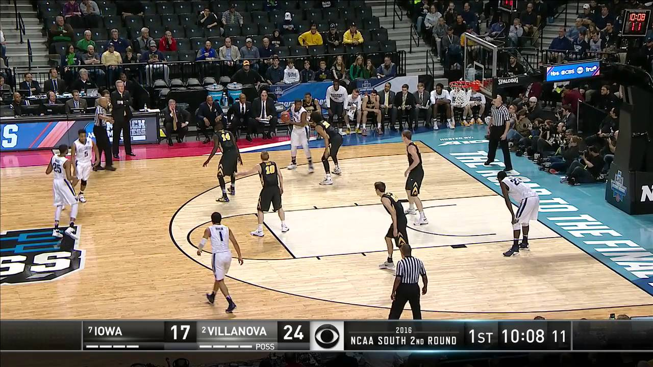 2016 NCAA Tournament Highlights: Villanova's Kris Jenkins