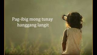 Watch Noel Cabangon PagIbig video