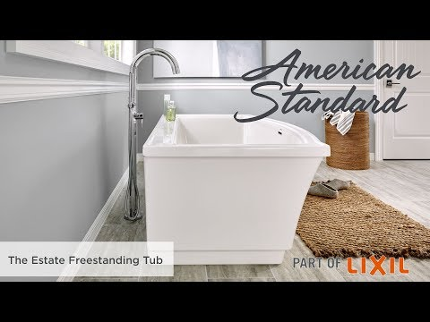 The Estate Freestanding Tub From American Standard