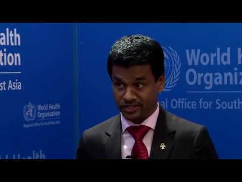Minister of Health of the Maldives on the country's elimination of lymphatic filariasis