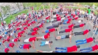 Video report 2014 / Видео-отчет 2014 (Street Workout Armenia)(Our groups Street Workout Armenia http://www.facebook.com/StreetWorkoutArmenia (on Facebook) http://vk.com/streetworkoutarmenia (Группа Вконтакте) ..., 2015-02-07T17:34:31.000Z)