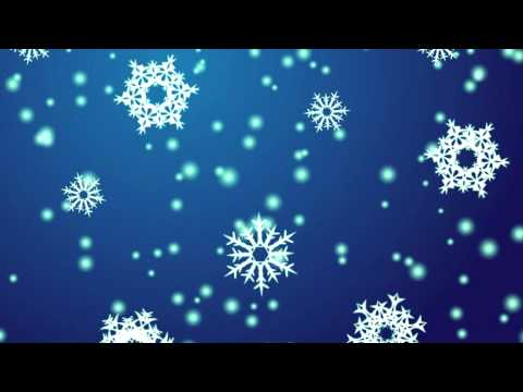 Snowflakes 5 second loop mov
