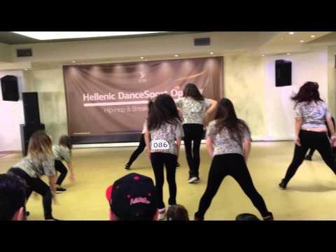 Hellenic dance sport open