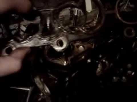 Ford Escort Split Port Blown Intake Gasket Causes Blown