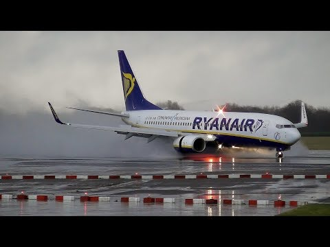Plane Spotting at Manchester Airport | 11th February 2018